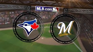 8/20/14: Slugfest goes Blue Jays
