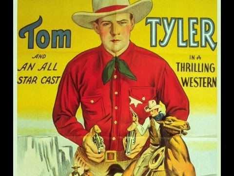 Fast Bullets TOM TYLER Western Movie Full Length