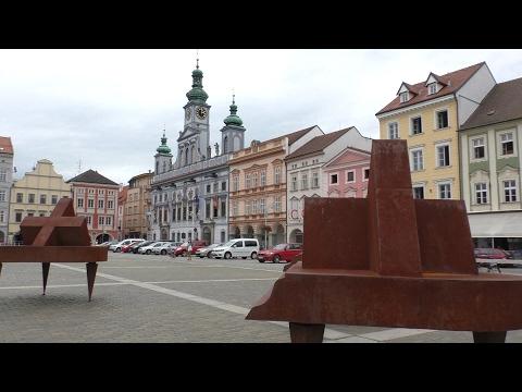 České Budějovice - malá procházka centrem - Toulavé Boty Mozaika TV