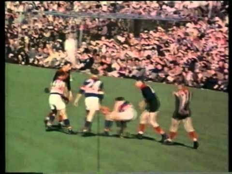 EJ Whitten & 1954 Footscray Premiership  - EJ Whitten Foundation