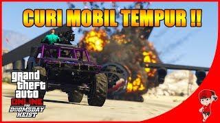 GTA V ONLINE DOOMSDAY (14) -  MISI CURI MOBIL TEMPUR !! Mp3