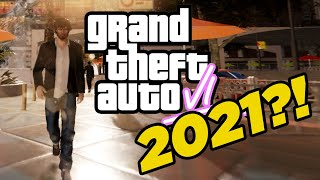 GTA 6 Coming AFTER March 2021