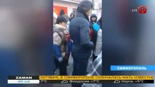Симферопольские торговцы центрального рынка угрожают оккупационной власти города еще одним Майданом