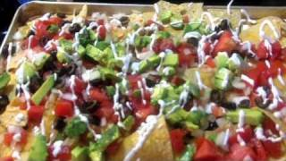 Loaded Nachos Recipe : Nacho Supreme