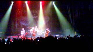 Enter Sandman- Apocalyptica en Montevideo 13/01/2012