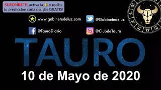Horóscopo Diario - Tauro - 10 de Mayo de 2020