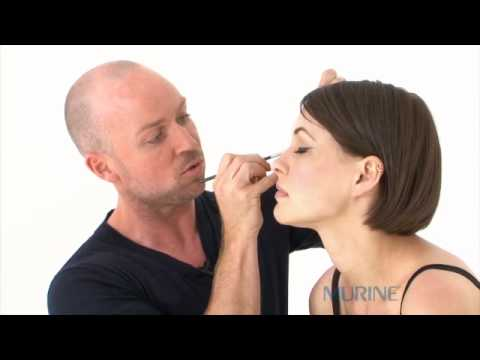 "Make Up Cosmetics Master Class-""Feline Eyes"" with Emma Willis"