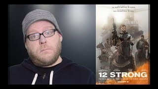 12 Strong | Movie Review | Chris Hemsworth Historical War Film