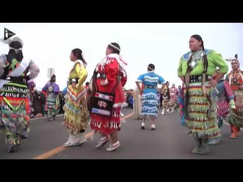 Etats-Unis : Standing Rock, la ZAD des Sioux