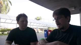Plano na World RPGFest 2014 - Bruce Cordell