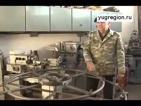 Двигатель русского изобретателя