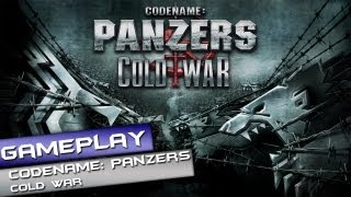 Codename Panzers Cold War Gameplay PC HD [ 1080p ]