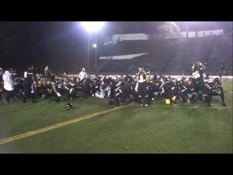 Lincoln High School Football Haka
