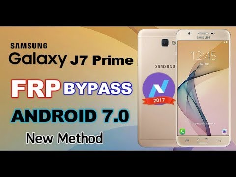 how to make samsung account in j7 prime
