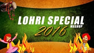 Lohri Special Mashup | Latest Punjabi Song 2016 | Speed Records