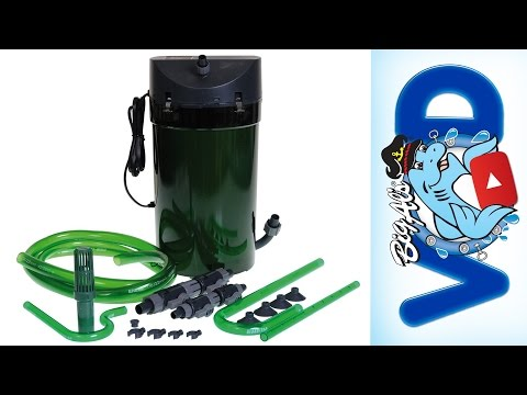 Eheim 2217 Classic Canister Filter Product Review | Big Al's