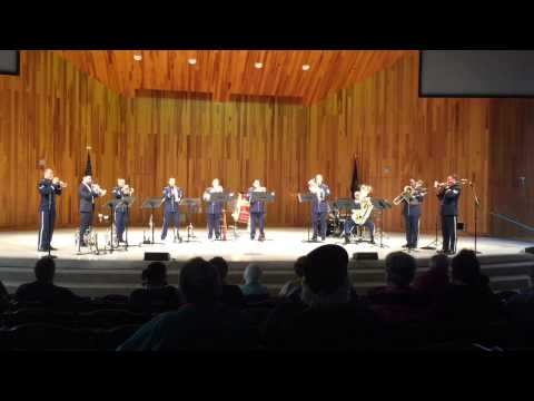 Air Force Heritage Brass,
