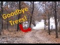 Exploding Target Tree Removal