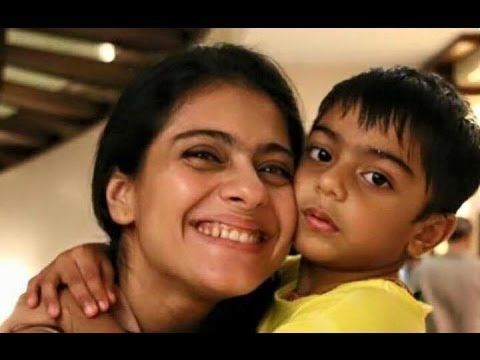 Kajol devgn children and family photos