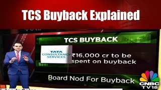 TCS Buyback Explained | What this Mean for Retail Investors? | CNBC TV18