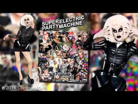 Sharon Needles - Supermodel Inc - Super Electric Party Machine (Full Audio)