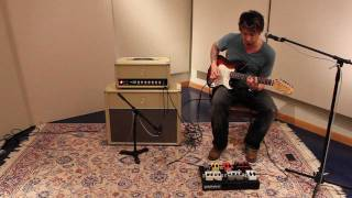 Dr Z Maz 38 with Xotic and EWS Pedal Demo