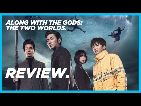 Along With The Gods REVIEW   Netflix Korean Drama