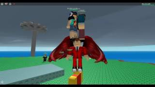 Roblox Gameplay 2! Wow Cam634 and cliffhander are Awsome! Natural disaster survival!