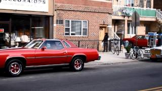 """Movie filming in New York """"The Life and Death of John Gotti""""  02.21.2017"""
