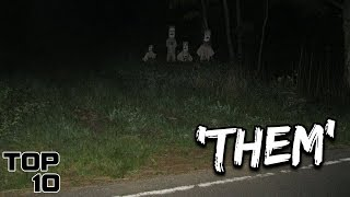 Top 10 Scary Night Drive Stories