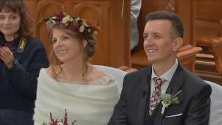 Ślub Ewy i Maćka