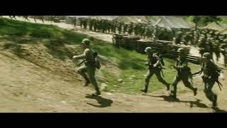 Первая высадка... фрагмент из фильма 《Мы Были Солдатами》2002