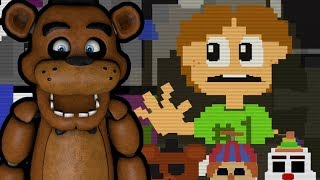 FREDDY PLAYS: Sit 'n Freddy's || FNAF AND SIT 'N SURVIVE CROSSOVER!!!
