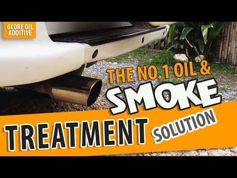 Smoke Treatment | Oil Treatment | Metal Treatment oil additive Philippines