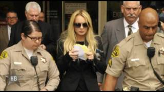 Lindsay Handcuffed to JAIL For 90 Days