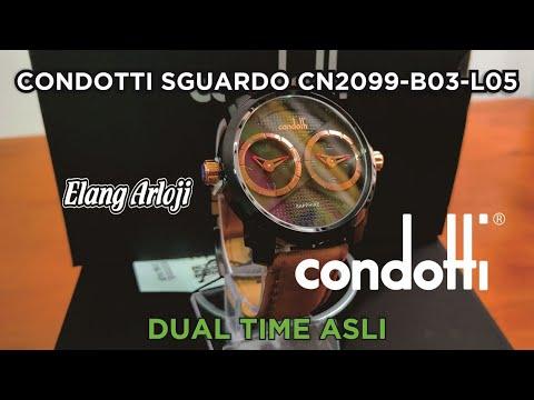 JAM CONDOTTI SGUARDO DUAL TIME - REVIEW By ELANG ARLOJI