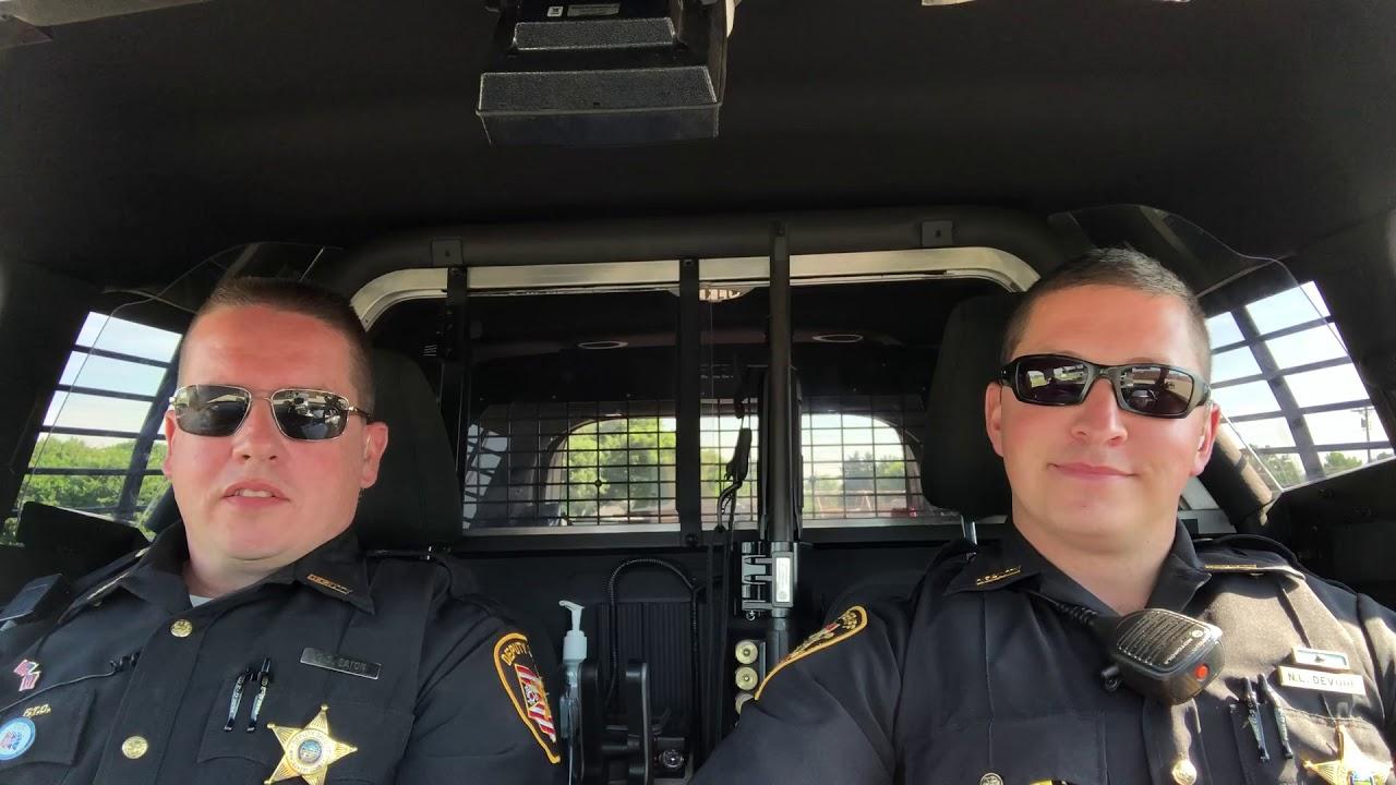 Montgomery County sheriff deputies take on the lip sync challenge