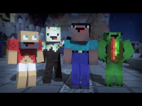 "Minecraft Song and Videos ""Natural"" By Imagine Dragons"