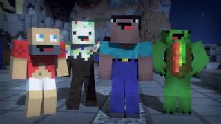 "Minecraft Song and Videos ""Natural"" By Imagine Dragons Video"