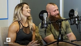 Cassandra Martin: Physique-building by Old-school Lifting & Construction Work?  | Podcast Ep 32