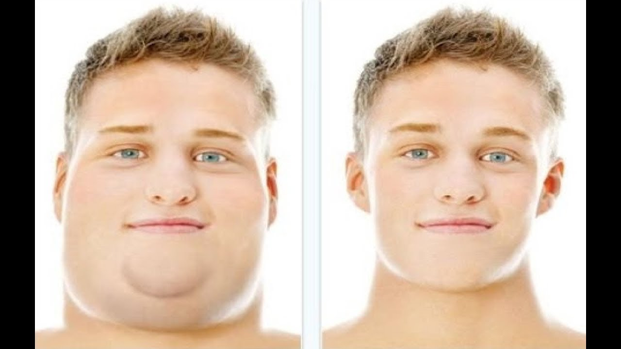 How to get rid of double chin in 1 week: 8 simple ways to