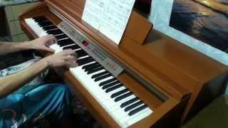 Richard Clayderman - Ballade Pour Adeline (Piano Cover)