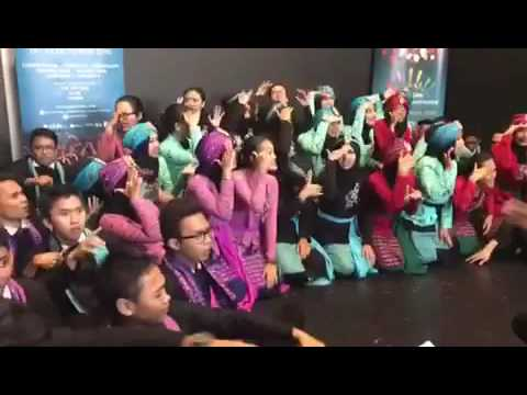 Bogor Agricultural University Student Choir, Agria Swara from Indonesia