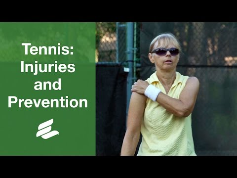 Common Tennis Injuries and Prevention