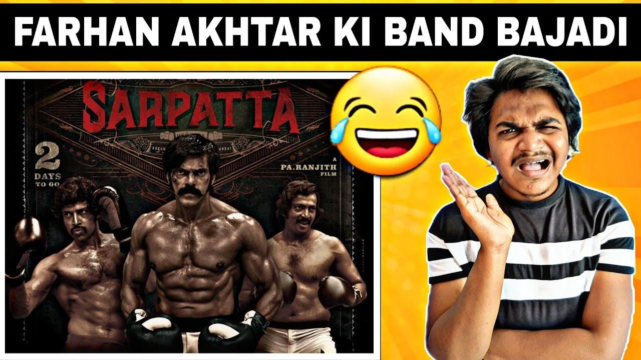 Sarpatta Parambarai Movie REVIEW   Suraj Kumar  