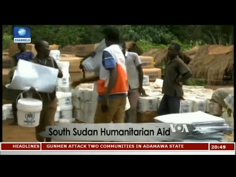 Focus On South Sudan Humanitarian Aid | Africa 54 |