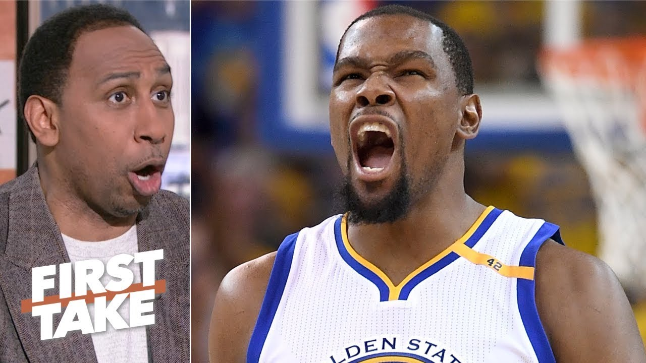 565070d43e82 Kevin Durant is the best player in the NBA right now - Stephen A ...