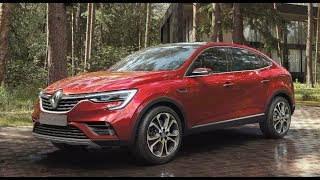 2019 Renault ARKANA Coupe Review Test Drive, Price and Specifications Release