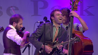"Punch Brothers, ""Morning Bell,"" Lowell, MA 8/5/2011"