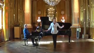Dara Savinova - Ruggiero aria (Alcina, G.F. Händel)